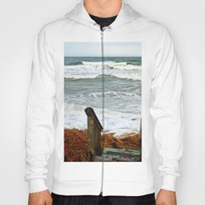 The Sea at the Stairs Hoody