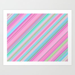 Abstract Background 334 Art Print