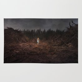 The Fallen Forest Rug