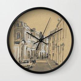La Rochelle, France Wall Clock