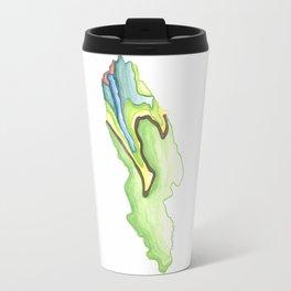 Owasco Lake - Bedrock Travel Mug