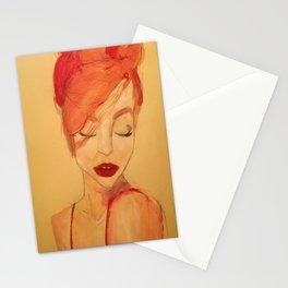 Joan Holloway Inspired Stationery Cards
