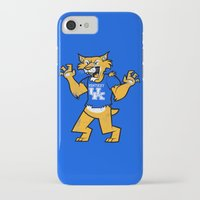 kentucky iPhone & iPod Cases featuring Kentucky by jublin