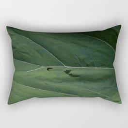 Gigant leaf Rectangular Pillow