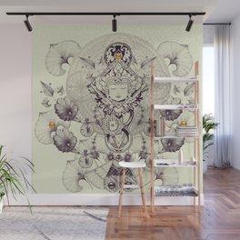 Awake Wall Mural
