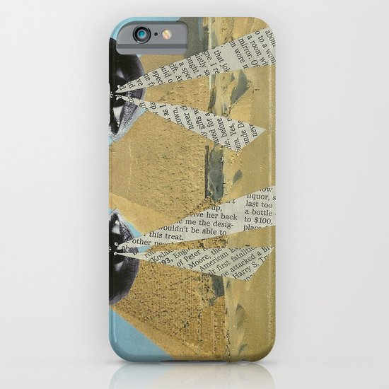 Fantasy eyes iPhone & iPod Case