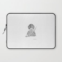Sikh Warrior Laptop Sleeve