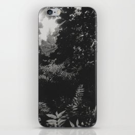 Under the leaves... iPhone Skin