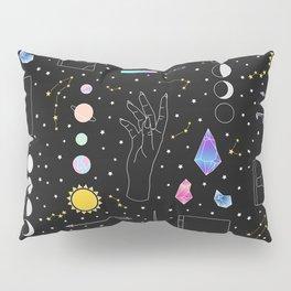 Witch Starter Kit: Astronomy - Illustration Pillow Sham
