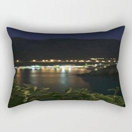 Crete, Greece 11 Rectangular Pillow
