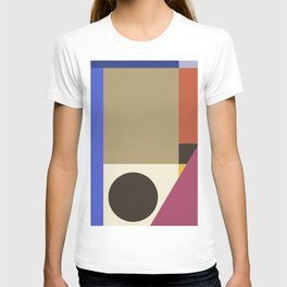 Bee's Knees FIVE (Square) T-shirt