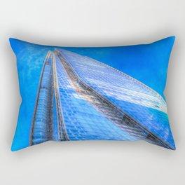 The Shard London Rectangular Pillow
