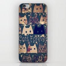 cat-224 iPhone & iPod Skin
