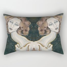 Demeter  Rectangular Pillow