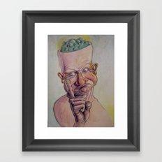 Boogers? Framed Art Print