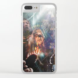 The Naturalisation of Heaven Clear iPhone Case