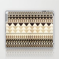 Woodwork Pattern Laptop & iPad Skin