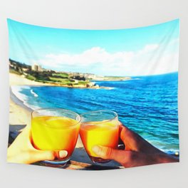Coogee Beach Wall Tapestry