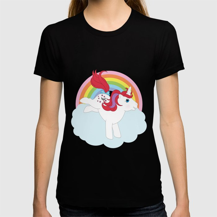 g1 my little pony Moondancer T-shirt
