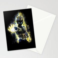 The Prince of all fighters Stationery Cards