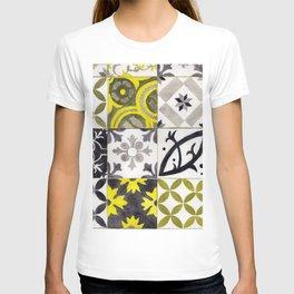 JD_tiled floor1–gouache T-shirt