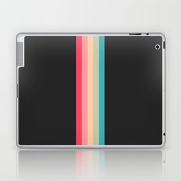 Retro Stripes Tikoloshe Laptop & iPad Skin