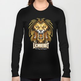 Lionheart Long Sleeve T-shirt