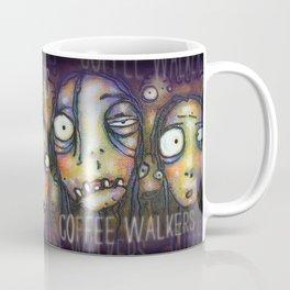 Uh oh Zombies Coffee Mug
