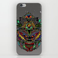 no face iPhone & iPod Skins featuring Face by Fortunate Tuna