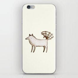 """I'm So Happy"" - Dog iPhone Skin"
