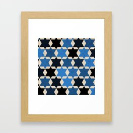 ELECETRIC GRUNGE Framed Art Print