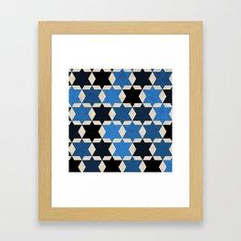 ELECETRIC GRUNGE Framed Art Print