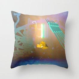 Basmekfi Throw Pillow