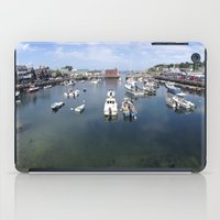 boats iPad Cases featuring Boats by aToby