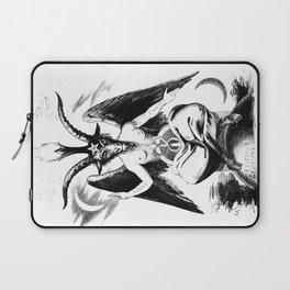 Baphomet - Satanic Church Laptop Sleeve