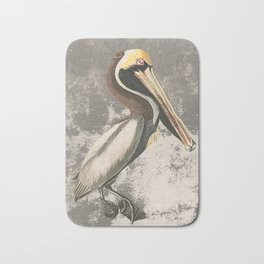 If anyone can, pelican Bath Mat