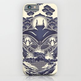 Mantra Ray iPhone Case