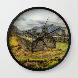 Anglesey Barracks Wall Clock