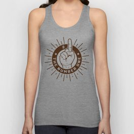The Number One Unisex Tank Top
