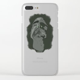 The Horror V3 Clear iPhone Case