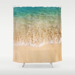 Surf & Sand Shower Curtain