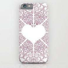Love Lace iPhone 6s Slim Case