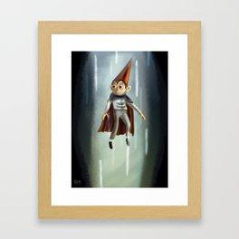 Beamed Framed Art Print