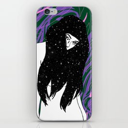 The Universe Within iPhone Skin