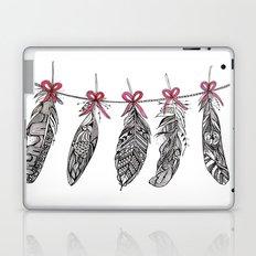 Feather Bunting Laptop & iPad Skin