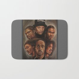 Bone Thugs-N-Harmony Oil Painting Bath Mat