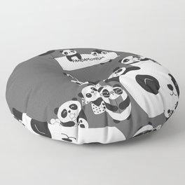 Panda party Floor Pillow