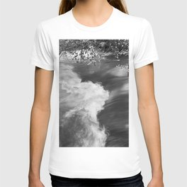 Wild river. At The Mountains... T-shirt