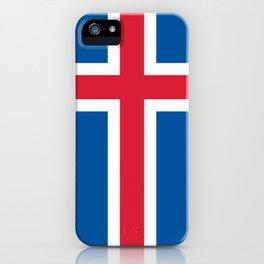 Iceland Flag Icelandic Patriotic iPhone Case
