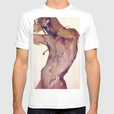Sway Mens Fitted Tee White MEDIUM